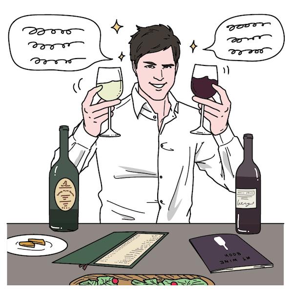 1.ワイン語りの医師